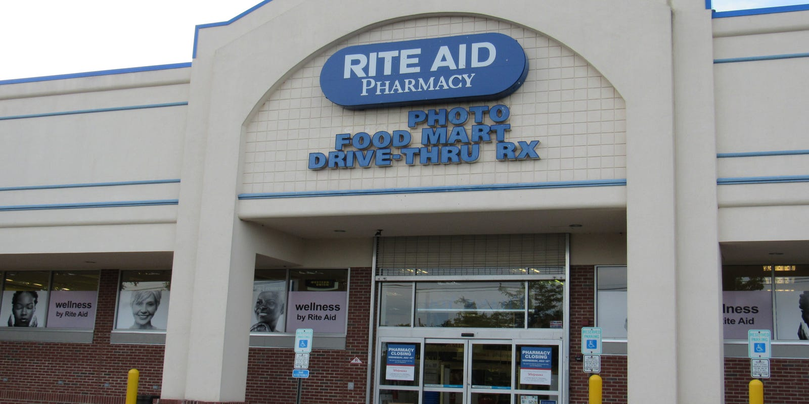 e148368656 Four Central Jersey Rite Aid stores are closing