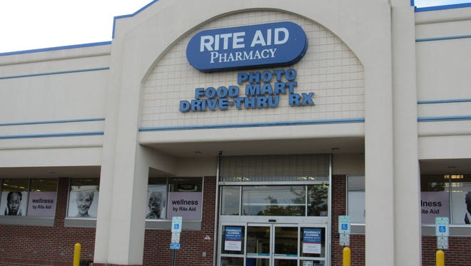 The Rite Aid in Flemington, along with four other Rite Aid stores in Central Jersey, will be closing at the end of July.