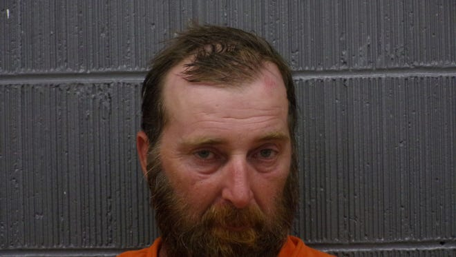 Robert Randall Nethercutt of Burrow, Indiana allegedly threw gasoline onto his partner and set her on fire.