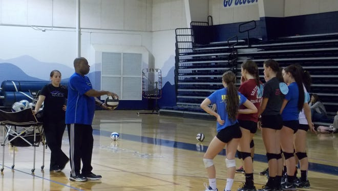 Biltmore Volleyball Academy is celebrating its 20th anniversary season.