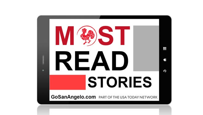 Most read stories from GoSanAngelo