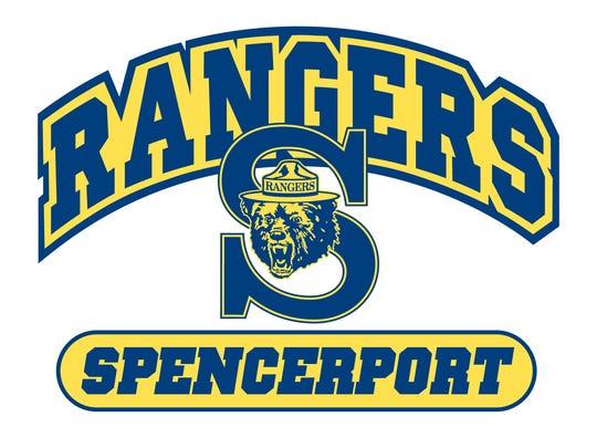Spencerport Rangers logo