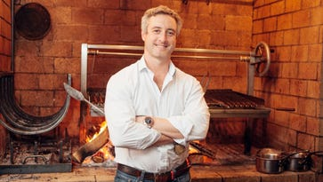 Son turns dad's hobby into a Michigan grill company with sizzling sales