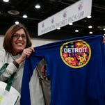 Detroit's marathon expo at Cobo Center is free fest of fitness products and advice
