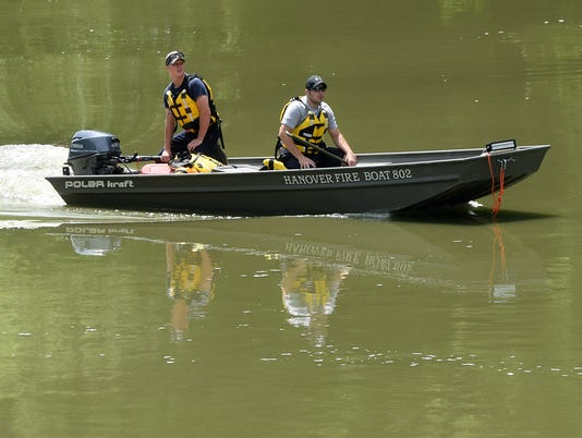 Search continues for drowning victum