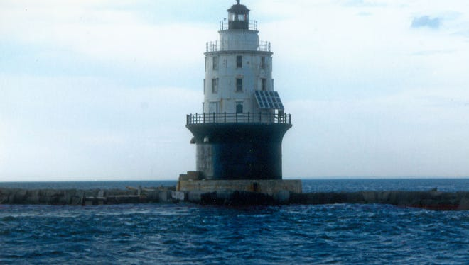 Harbor of Refuge Lighthouse will be a destination on one of the lighthouse cruises offered by the Delaware Bay Lighthouse Keepers & Friends Association this summer.