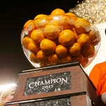Orange Bowl eager for Michigan, even if it just focuses on football