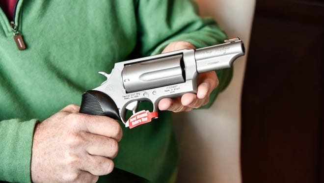 A federal appeals court said Thursday people do not have a right to carry concealed weapons in public under the 2nd Amendment.