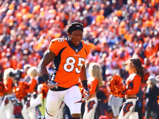 Virgil Green set career highs in catches and receiving yards this season but his top value comes on special teams and in his ability to run block.