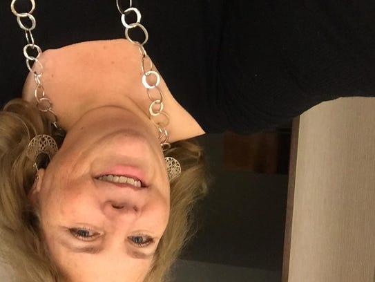 Jennifer Carole, 56, of Santa Cruz. She's a Ventura