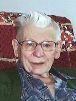 Richard Elmer Pendleton, 95