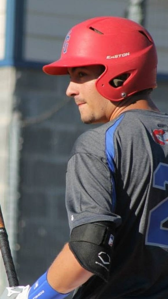 Murphy sophomore third baseman Royce Peterson.