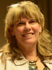 Mary Kardoskee is the Ashwaubenon village president.