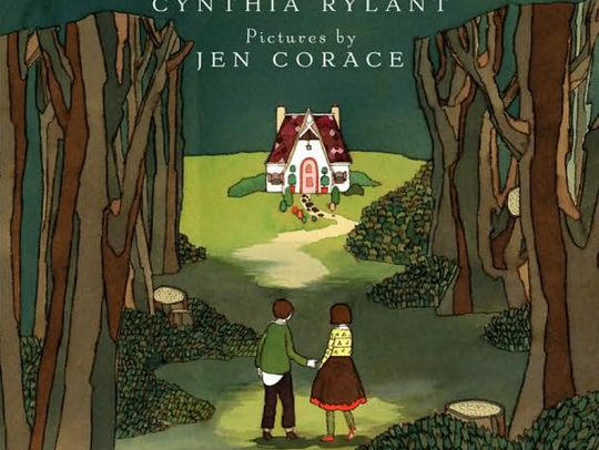 Book cover for Hansel and Gretel, adapted by Cynthia