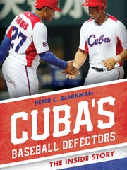 """Cuba's Baseball Defectors: The Inside Story"" is Peter Bjarkman's third book on the national game in Cuba."
