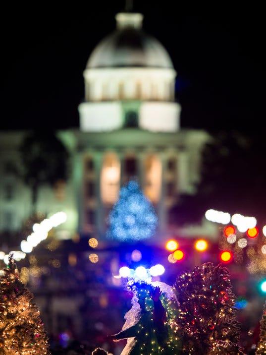 Montgomery Christmas Parade