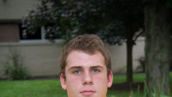 Moeller TE Jake Hausmann is ranked the nation's No. 2 tight end in the 2016 class by 247Sports.