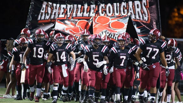 The Erwin High School Warriors defeated the Asheville