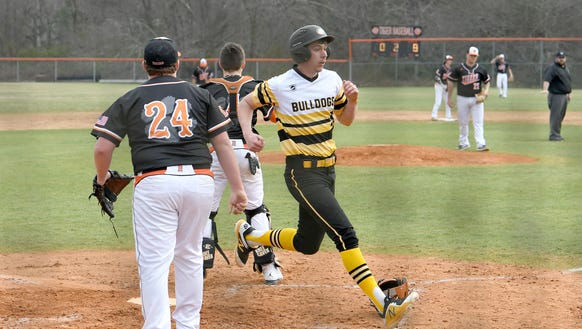 Rosman hosted Murphy on Friday, March 16, 2018. The