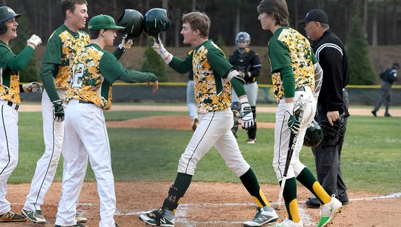 Reynolds hosted Tuscola in baseball at Reynolds High