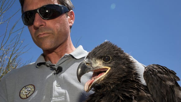 Valdez Doug Ducey Gives It All To Hunters