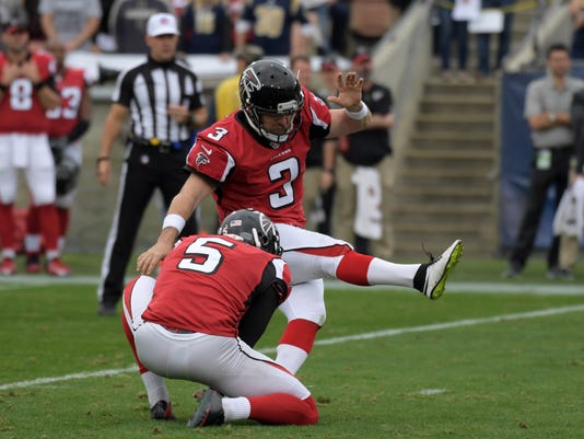 NFL: Atlanta Falcons at Los Angeles Rams