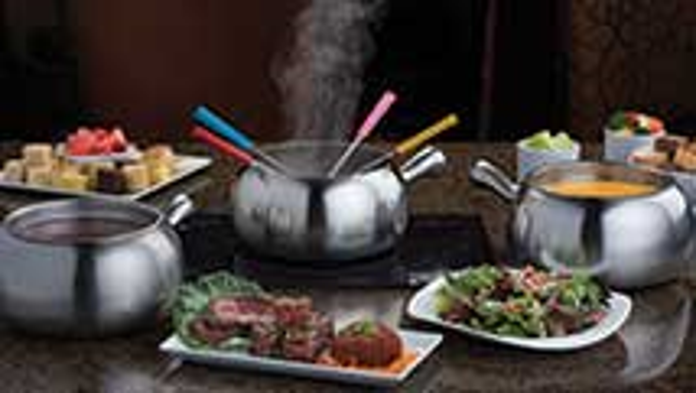 The Melting Pot Food Network
