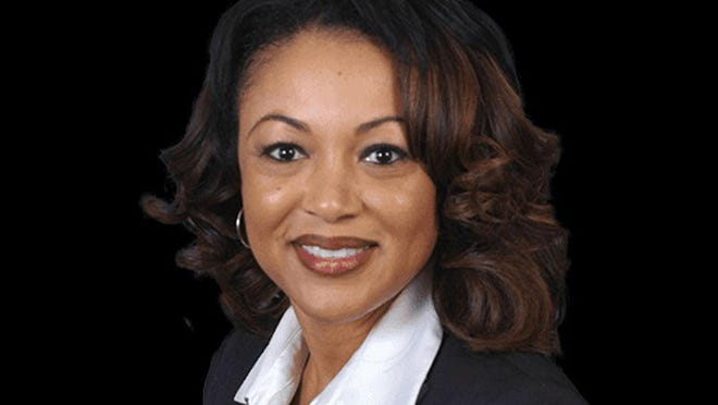 The Augusta Commission approved a settlement Tuesday with city Compliance Director Treza Edwards, seen here, who sued the city for gender discrimination.