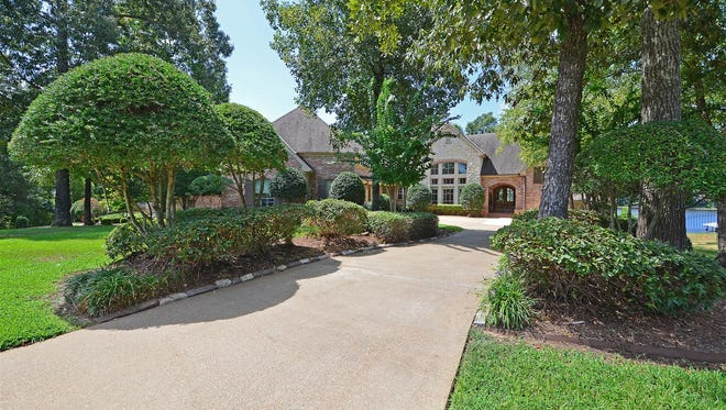 The mansion at 5073 Sweetwater Drive is on the market for $850,000.