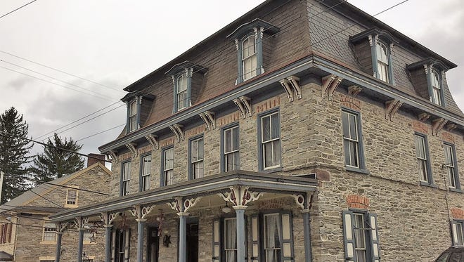 The historic Franklin House Tavern & Restaurant in Schaefferstown has become a destination for dinner theater with its popular murder mysteries.