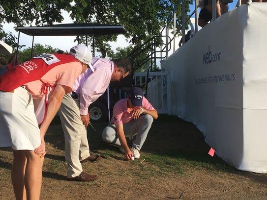 Former Lipscomb golfer Dawson Armstrong gets a ruling