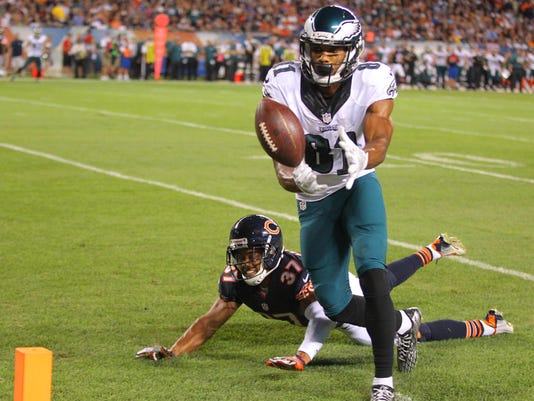 NFL: Philadelphia Eagles at Chicago Bears
