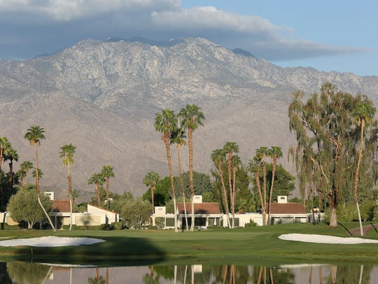 Half of Mission Hills Country Club is on leased land