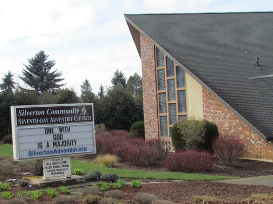 Silverton Community Seventh-day Adventist Church was rendered temporarily unusable by vandalism this month.