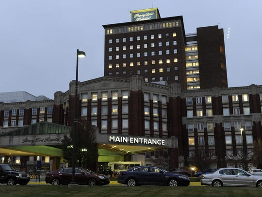 Detroit-based Henry Ford Health System wants to build a hospital in Oxford.