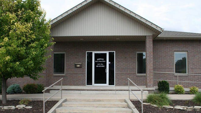 Main Street Dental in Pratt is one of several area dental offices with employees hoping to get back to work soon. Most offices in the area were closed except for emergency dental work because of coronavirus mandates from the state government.