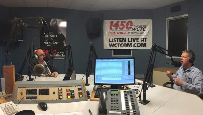 Press on Your Side's David P. Willis and Douglas Johnston, governmental affairs manager at AARP New Jersey, on Life at 50+ on 1450 WCTC-AM.