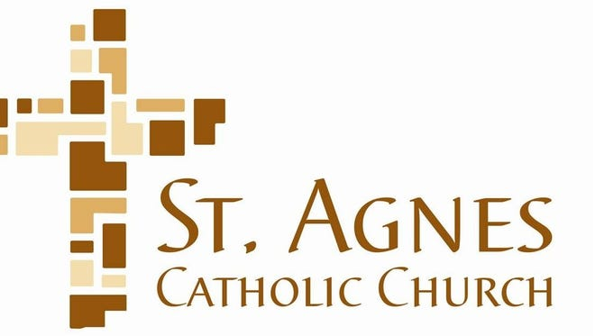 La Iglesia Católica St. Agnes.