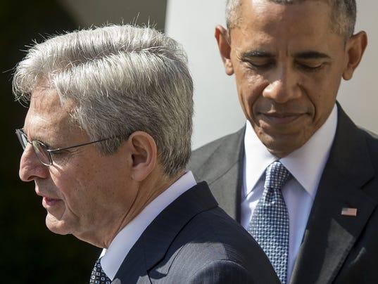 Targeting GOP senators, Obama takes Supreme Court battle to local TV