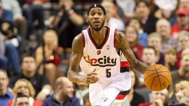 Portland Trail Blazers shooting guard Will Barton (5) scored a season-high 20 points and career-high 11 rebounds Wednesday against the Brooklyn Nets.