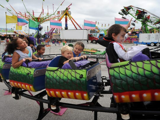 The City of Port St. Lucie's Fall Fun Fest is this weekend outside the Port St. Lucie Civic Center.