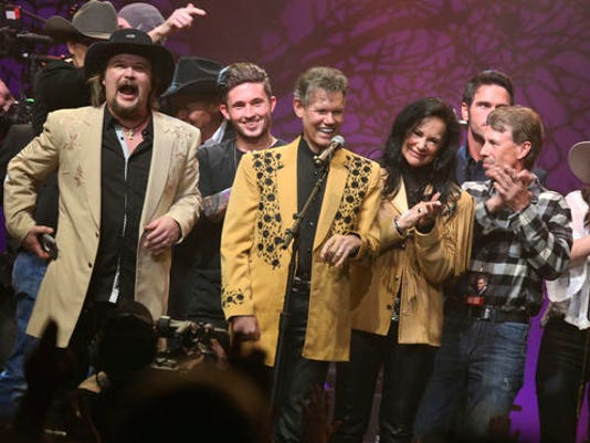 Travis Tritt, Randy Travis, Mary Travis, Ricky Traywick