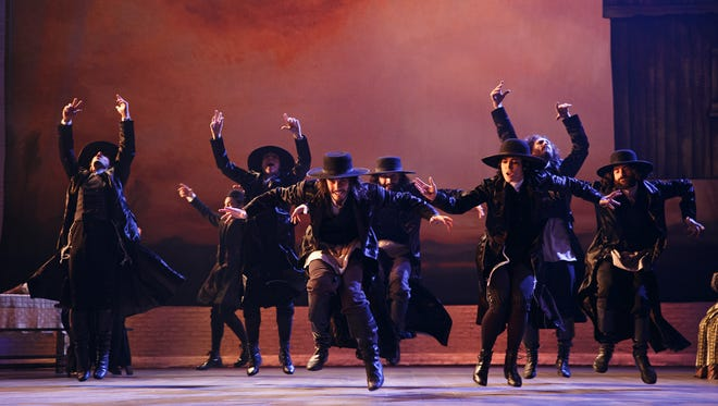 """During her break, Cassidy DeStefano saw """"Fiddler on the Roof"""" in New York."""