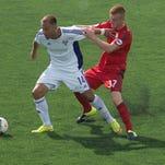 Louisville City FC knocked off Toronto FC II 3-2 on Saturday.
