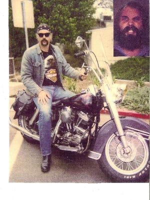 """Lt. Ed Lynn also known as """"El Chongo Loco"""""""