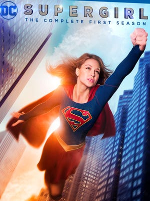 Melissa Benoist stars in 'Supergirl,' an irresistible series with a girl-power message.