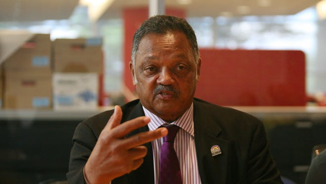 The Rev. Jesse Jackson is pushing high-tech companies such as Pandora to diversify their workforces.
