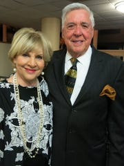 Mary Lou and Charles Salley at Little Theatre Gala.