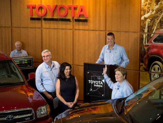 20170920 MS Toyota 5 millionth vehicle