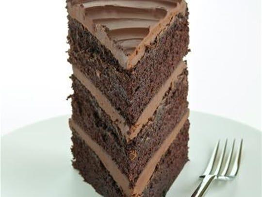 Guiness chocolate cake.
